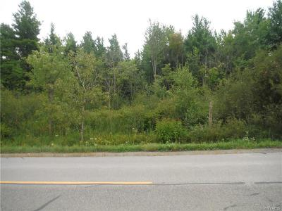 Orchard Park Residential Lots & Land A-Active: Vl Ward Road