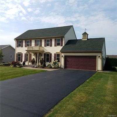 Lewiston NY Single Family Home A-Active: $329,900