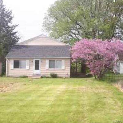 Orleans County Single Family Home A-Active: 13961 Park Avenue