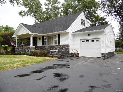 Lewiston Single Family Home A-Active: 407 Liberty Circle