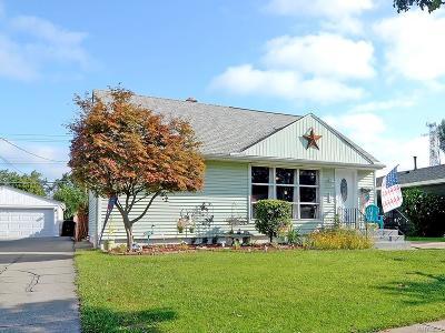 Buffalo NY Single Family Home A-Active: $119,900