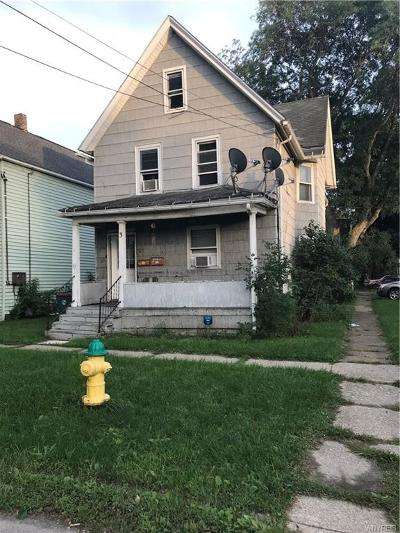 North Tonawanda Multi Family 2-4 U-Under Contract: 3 7th Avenue