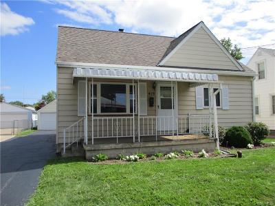 Niagara Falls Single Family Home A-Active: 419 79th Street