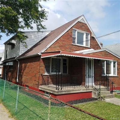 Niagara Falls Multi Family 2-4 U-Under Contract: 2302 Niagara Street