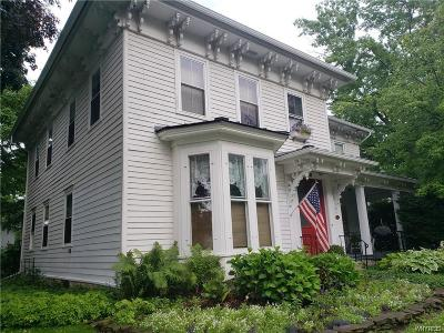 Castile Single Family Home A-Active: 31 North Main Street
