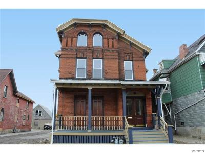 Buffalo Multi Family 2-4 A-Active: 496 Niagara Street