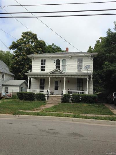Orleans County Multi Family 2-4 A-Active: 233-235 East State Street