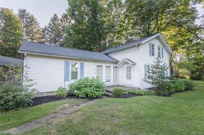 Eden Single Family Home U-Under Contract: 2577 West Church Street