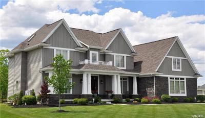 Orchard Park Single Family Home A-Active: 17 Hearthstone