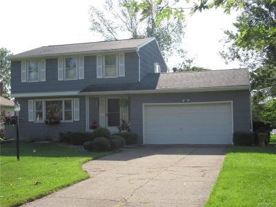 Grand Island Single Family Home A-Active: 211 Colonial Drive