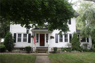 Niagara Falls Single Family Home P-Pending Sale: 1224 Cayuga Drive