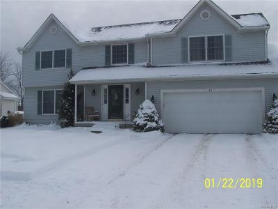 West Seneca Single Family Home A-Active: 45 Nina Terrace