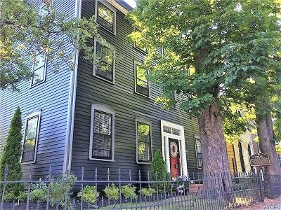 Buffalo Single Family Home C-Continue Show: 412 Virginia Street