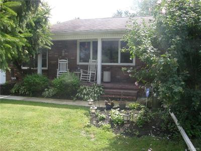 Orchard Park Single Family Home A-Active: 6190 Cole Road