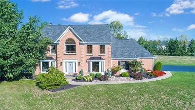Erie County Single Family Home A-Active: 9220 Clarence Center Road