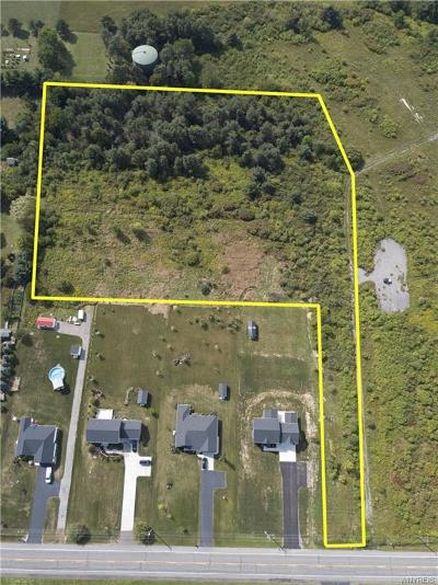 Orchard Park Residential Lots & Land A-Active: 3432 Transit Road