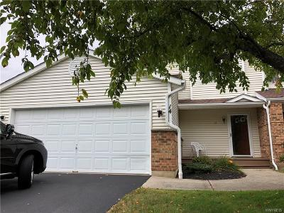 Orchard Park Condo/Townhouse U-Under Contract: 14 Hastings Drive