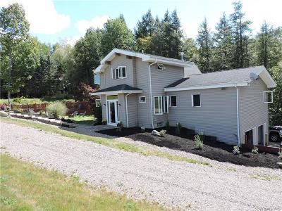 Orleans County, Monroe County, Niagara County, Erie County Single Family Home A-Active: 9395 Darien Road