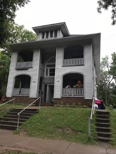Rochester Multi Family 5+ A-Active: 235 Augustine Street
