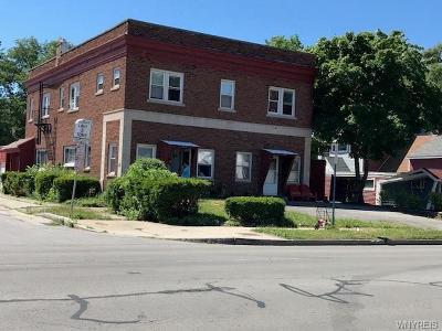 Rochester Multi Family 5+ A-Active: 2061 Dewey Avenue