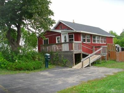 Niagara Falls NY Single Family Home A-Active: $25,500