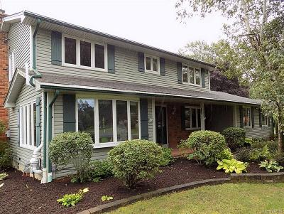 Eden Single Family Home A-Active: 8807 Woodside Drive