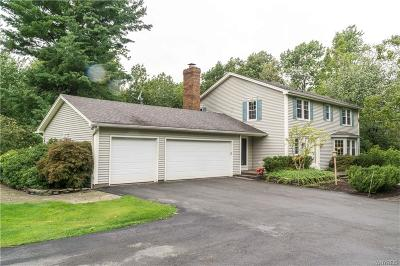 Orchard Park Single Family Home P-Pending Sale: 7160 Serpentine Drive