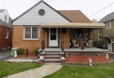 Lackawanna Single Family Home A-Active: 73 Rosary Avenue