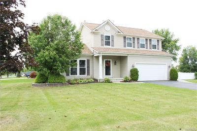 Orchard Park Single Family Home A-Active: 3148 Baker Road