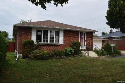 West Seneca Single Family Home A-Active: 142 Angelacrest Lane