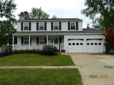 West Seneca Single Family Home A-Active: 119 Treehaven Road