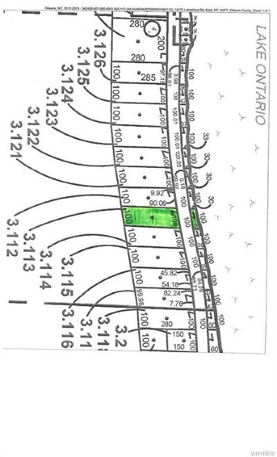 Residential Lots & Land A-Active: 14476 Lakeshore Road