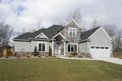 Lewiston Single Family Home A-Active: 4241 Wolf Run