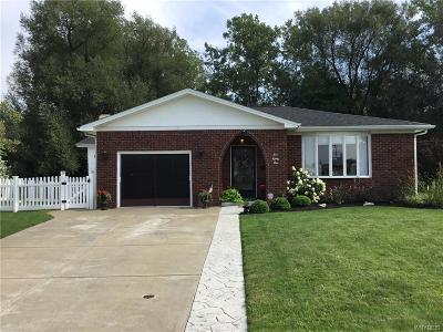 Single Family Home A-Active: 481 North Creek Drive