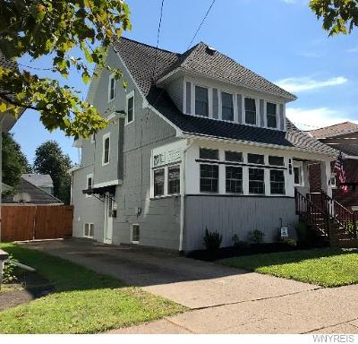 Single Family Home U-Under Contract: 173 Bloomfield Avenue