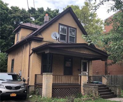 Niagara Falls NY Single Family Home A-Active: $39,000