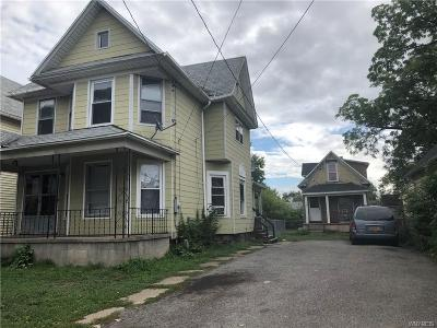 Niagara Falls Multi Family 2-4 P-Pending Sale: 1009 19th Street
