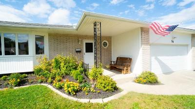 West Seneca Single Family Home A-Active: 56 Cresthaven Drive