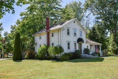 North Tonawanda Single Family Home A-Active: 1166 Niagara Falls Boulevard