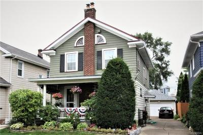 Single Family Home U-Under Contract: 110 Columbia Boulevard