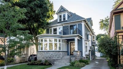 Buffalo Single Family Home U-Under Contract: 103 Crescent Avenue East