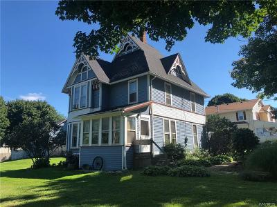 Single Family Home A-Active: 8623 East Avenue