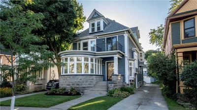 Buffalo Multi Family 2-4 U-Under Contract: 103 Crescent Avenue East