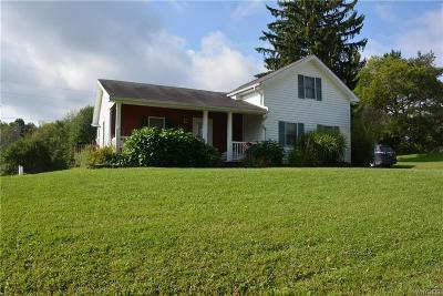 Erie County Single Family Home A-Active: 13271 Geer Road