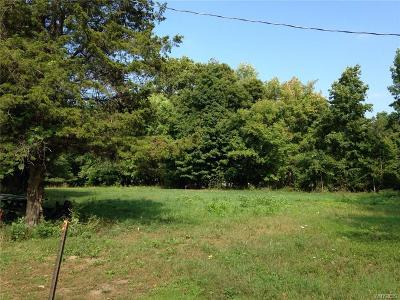Orleans County Residential Lots & Land A-Active: 13245 Landis Lane