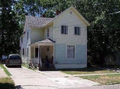 Dunkirk Multi Family 2-4 A-Active: 111 Lord Street