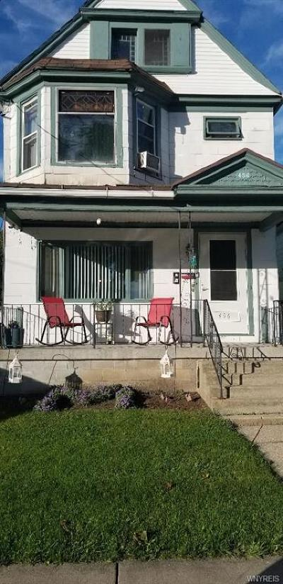 Erie County Multi Family 2-4 A-Active: 456 Plymouth Avenue