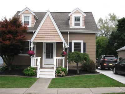 West Seneca Single Family Home A-Active: 105 Tindle Avenue