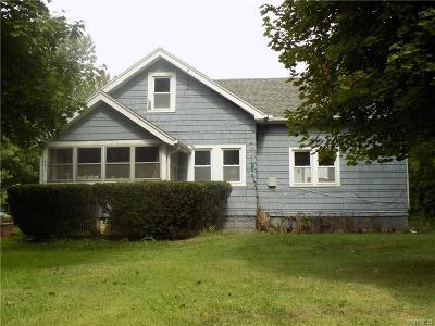 Single Family Home A-Active: 671 Lake Road