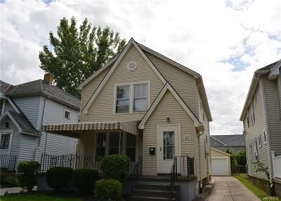 Erie County Multi Family 2-4 A-Active: 327 Saint Lawrence Avenue